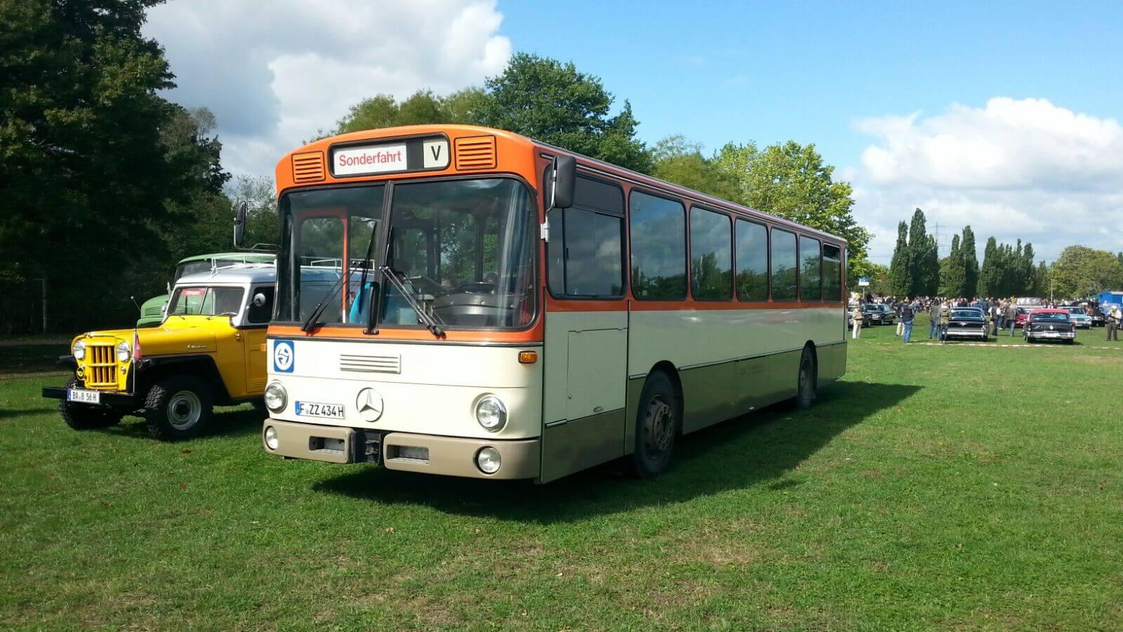 Oldtimertreffen Bus 434H