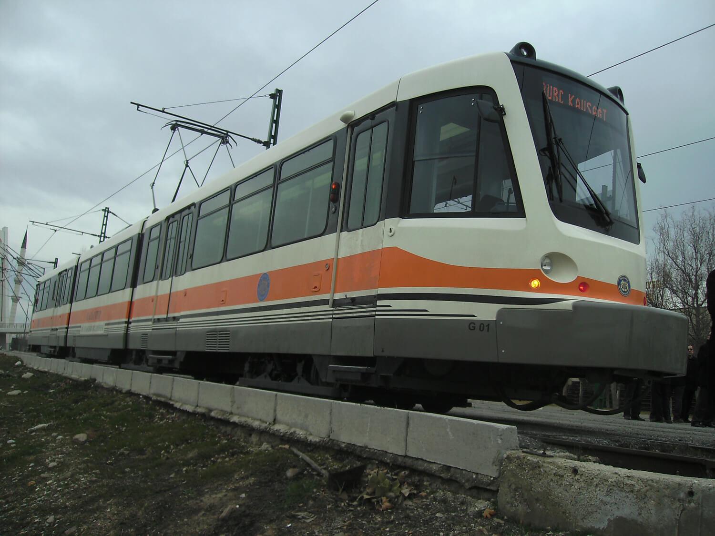 Modernisiertes Pt-Fahrzeug aus Gaziantep