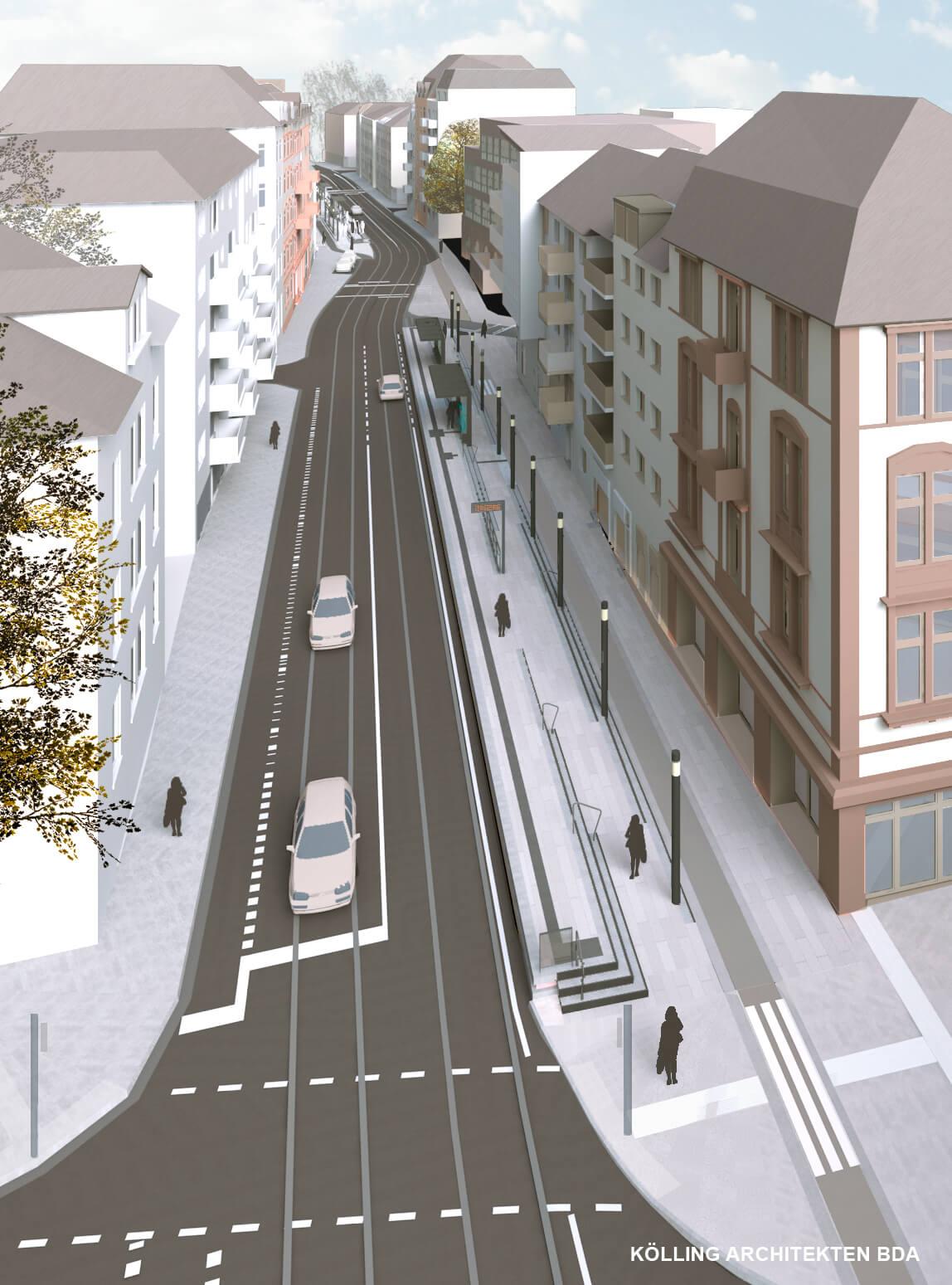 Umbau Der Stationen Musterschule Und Glauburgstraße Vgf Blog