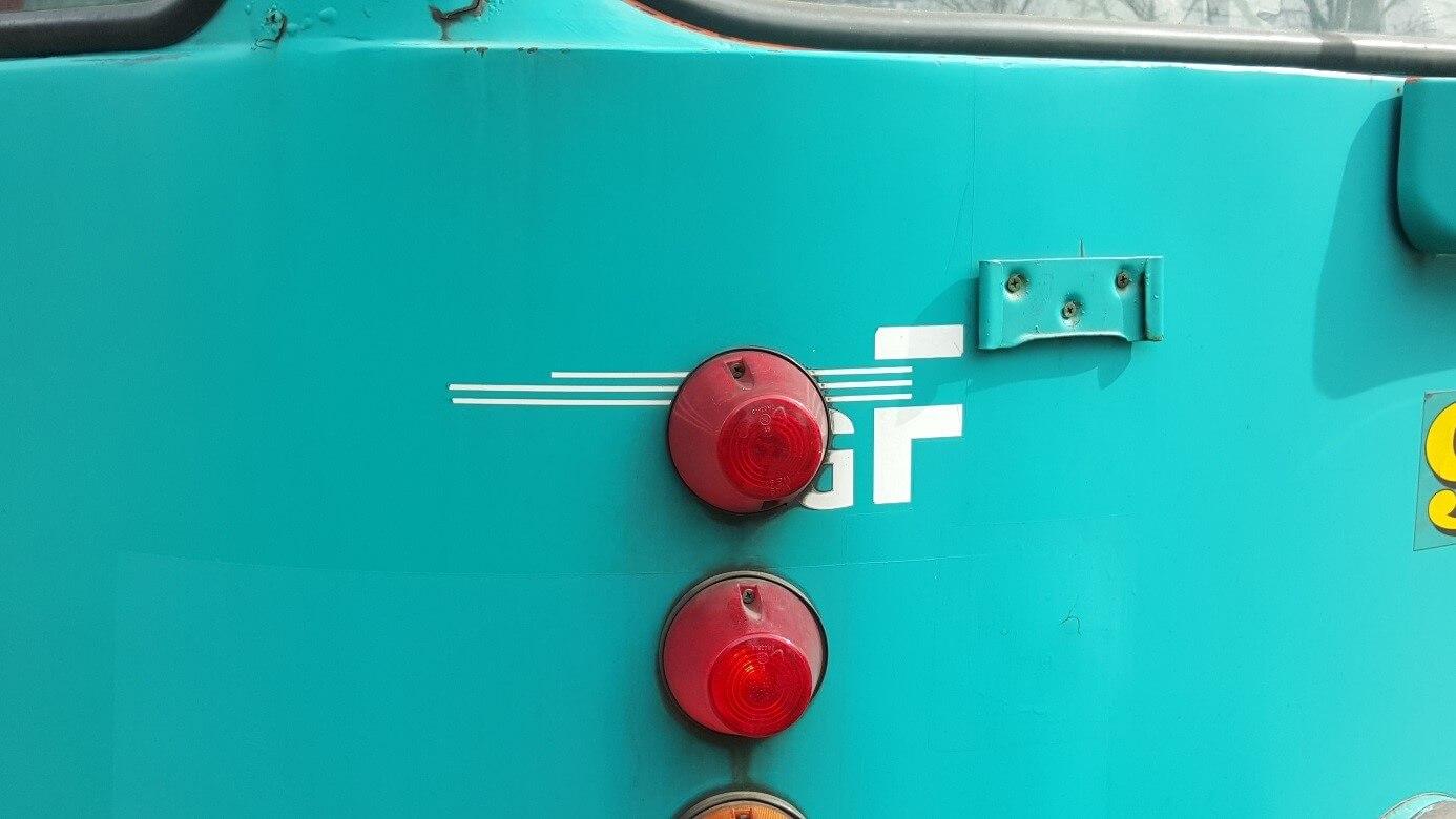 Auf einigen O-Wagen ist sogar noch der ein oder andere Hinweis versteckt, woher die Fahrzeuge ursprünglich kommen…