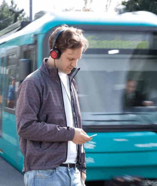 Vorsicht beim Musik hören
