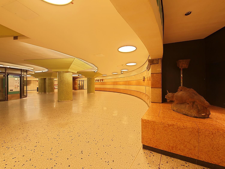 Station Dom/Römer