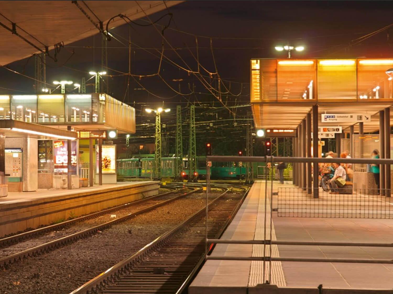 Station Heddernheim