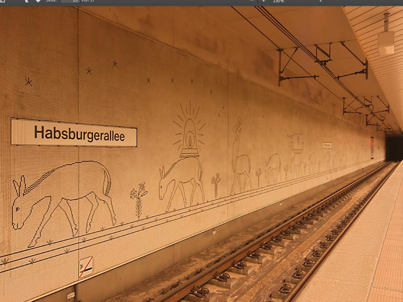 Station Habsburger Allee