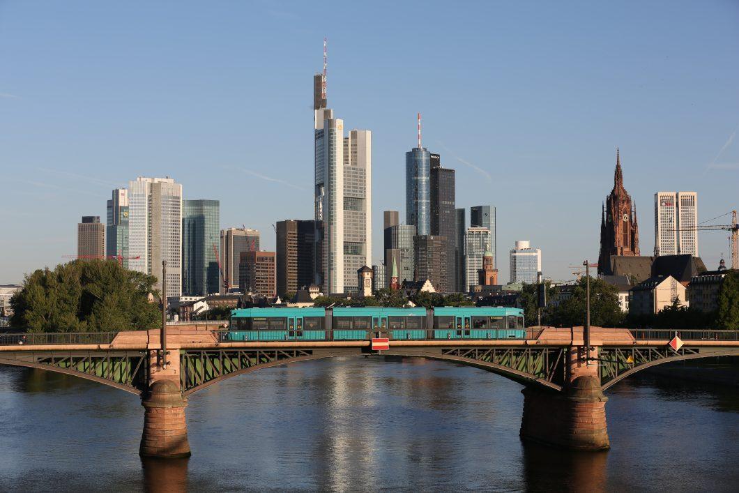 Frankfurt kennenlernen