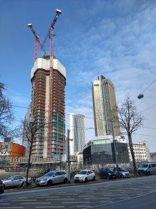 Güterplatz in Frankfurt