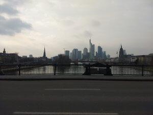 Skyline-Foto aus der Linie 18